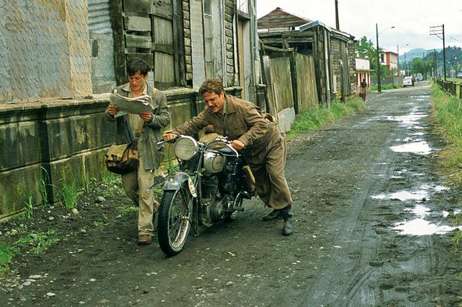 Кінотуризм: Щоденники мотоцикліста