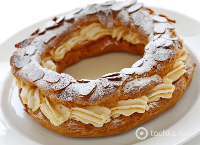 французские пирожные рецепты с фото
