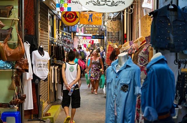 Достопримечательности Бангкока: рынок Чатучак