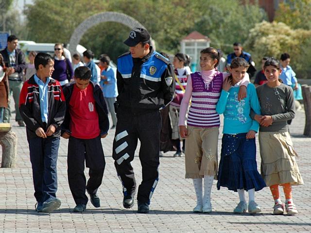 Туристическая полиция: Турция