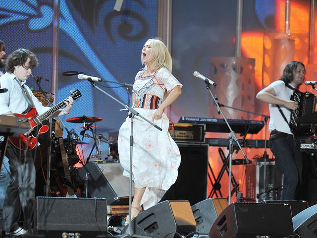 Новая волна 2012: День третий, концерт