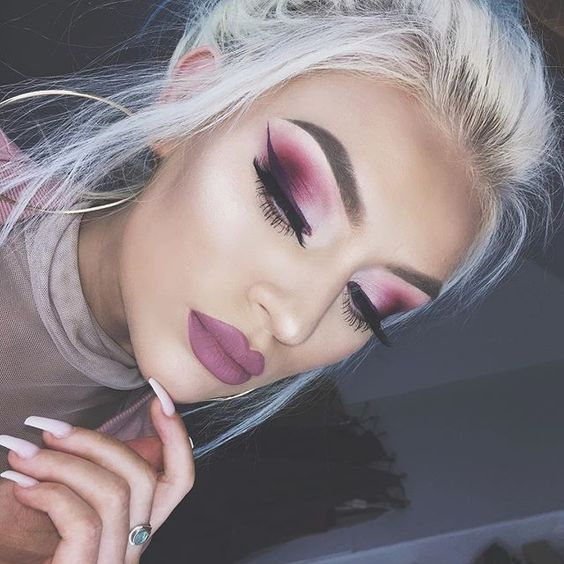Знаки Зодиака макияж