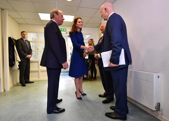 Стиль герцогини: в чем Кейт Миддлтон впервые вышла в свет в этом году
