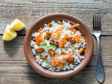 Как приготовить плов, рис, масло, специи, соль, баранина, телятина, морепродукты