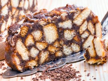 Торт з печива без випічки