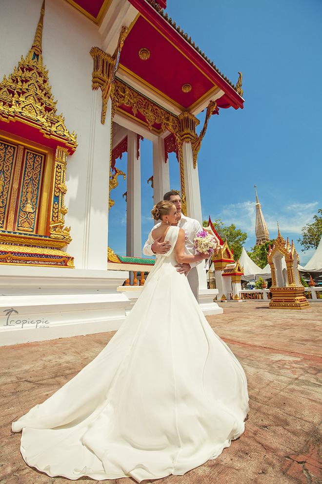 Весілля в Таїланді