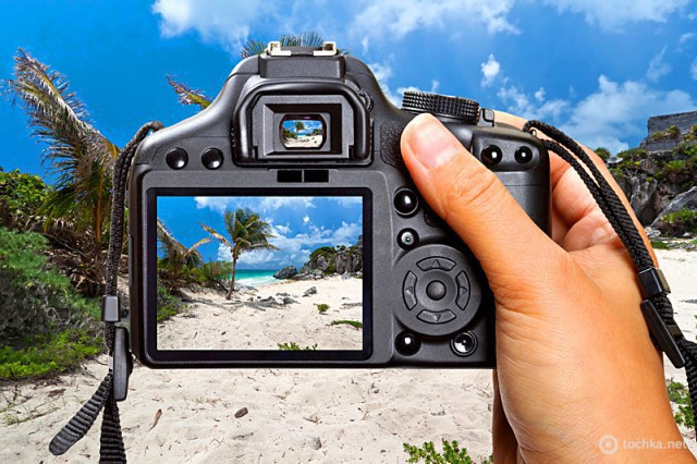 Як фотографувати пам'ятки