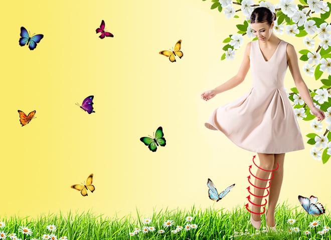 Как защитить ноги от варикоза летом: действенные советы