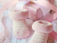 Теплые открытки в честь рождения доченьки