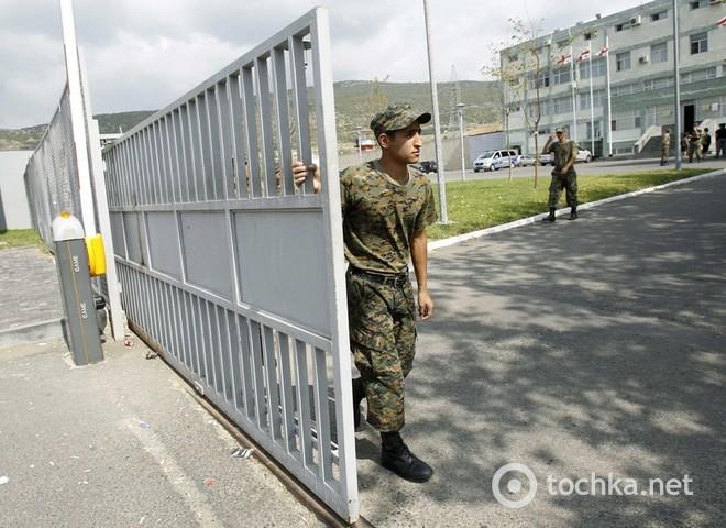 Тюрьма в Грузии