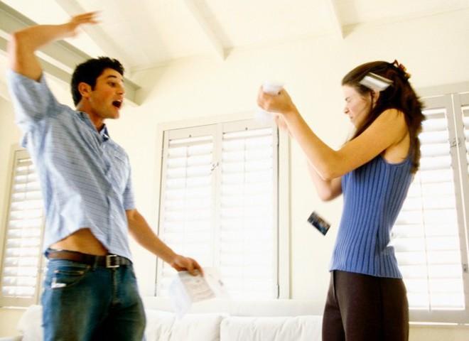 Насилие в семье ужасно