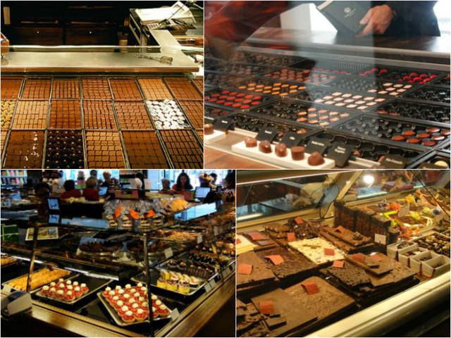 7 найкращих шоколадних крамниць у світі