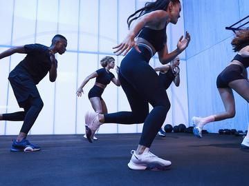 Фітнес-конвенція Nike