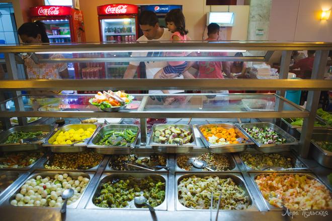 Рушій прогресу - їжа: вулична та недуже