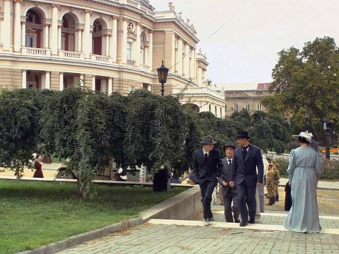 Фильмы, снятые в Одессе