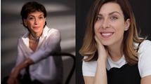 Нана Джанелидзе и Юлия Синькевич