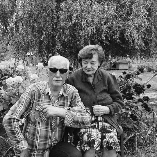 Родители Алана Бадоева