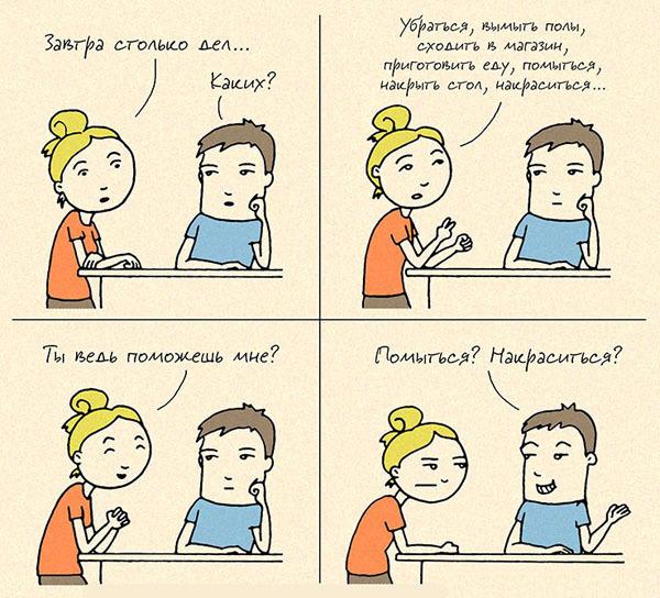 Пара - Нормальные явления