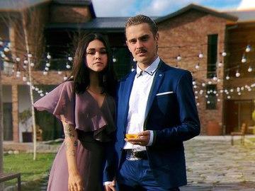 Илья Прусикин и Ирина Смелая
