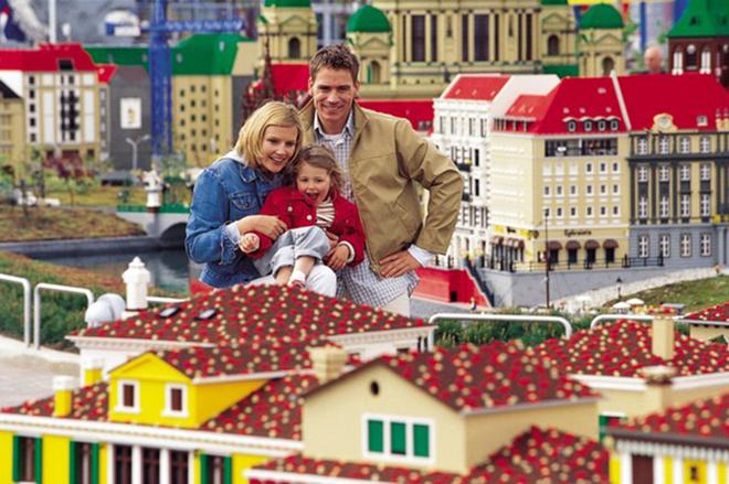 Рождество в Дании: ТОП-10 мест для отдыха с детьми