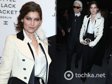 Lady Look: Летисия Каста