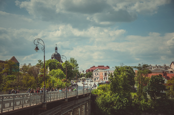 Рейтинг городов Украины, которые следует посетить
