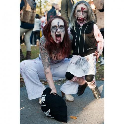Зомби парад в Стокгольме+_+