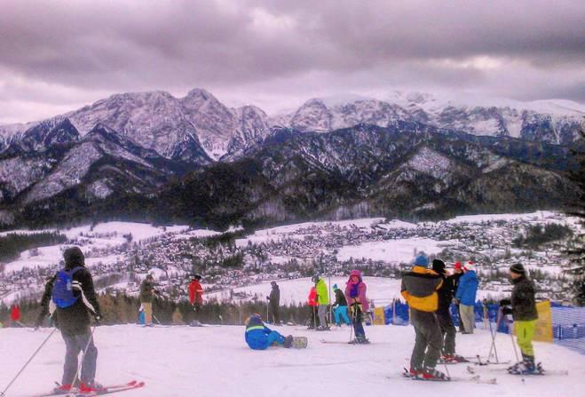 Закопане: лыжный рай на любой вкус
