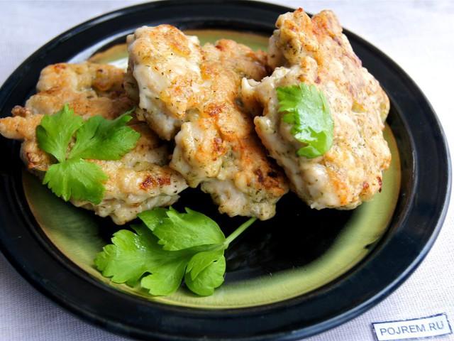 Рубленые куриные котлетки рецепт с фото