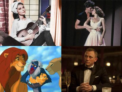 """топ-15 песен, получивших """"Оскар"""""""