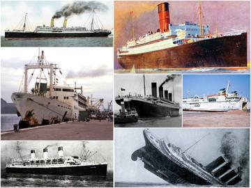 Катастрофы кораблей: 8 самых масштабных