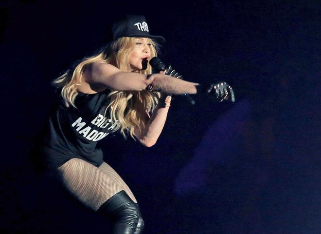 Мадонна на Coachella