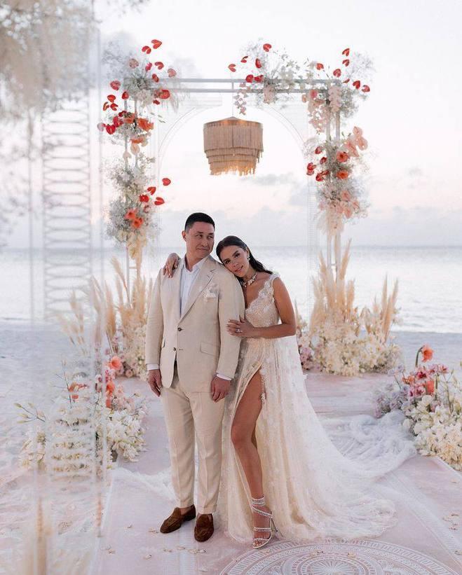 Весілля Іванни Онуфрійчук і Алмаза