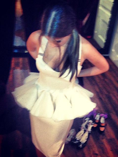 Весільна сукня Кеті Топурія