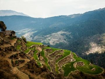 Непал: как выглядели Гималаи до страшного землетрясения