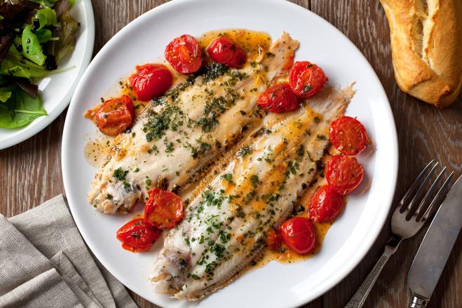 Риба в духовці: рецепт по-тайськи