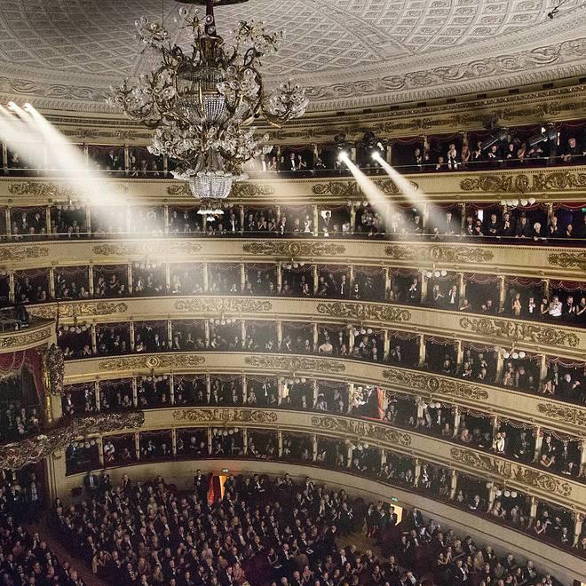 Самые красивые театры