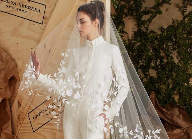 393f803ad0403f Головні тенденції у весільній моді влітку 2017 - tochka.net
