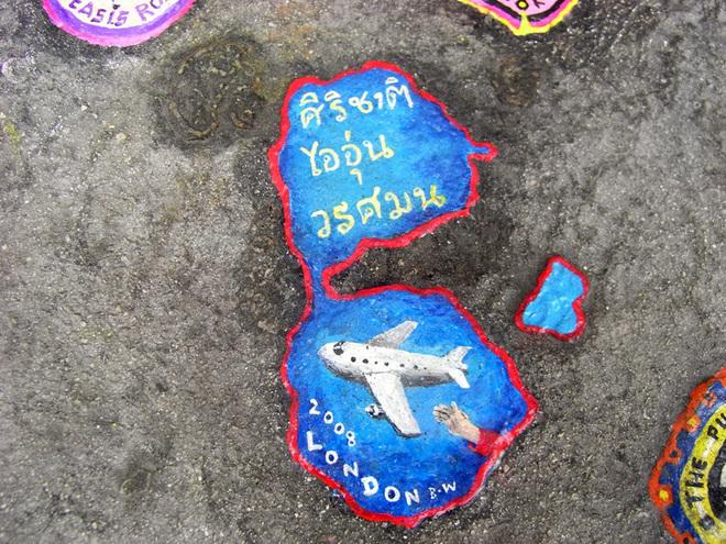Chewing Gum Street Art