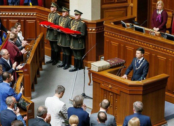 Инаугурация Владимира Зеленского