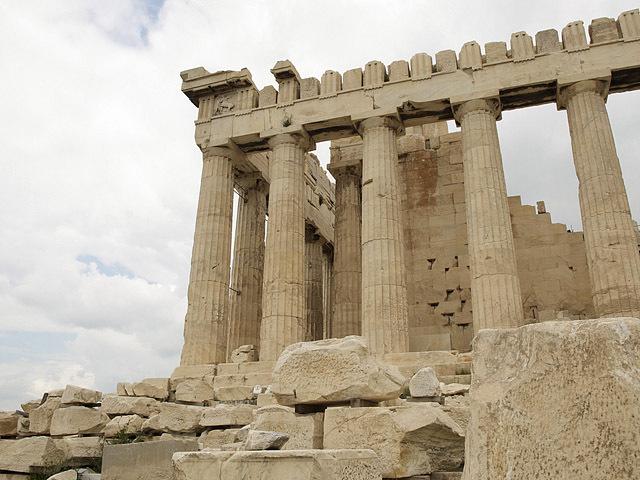 Достопримечательности Греции: Парфенон