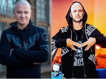 Євген Кошовий і Потап