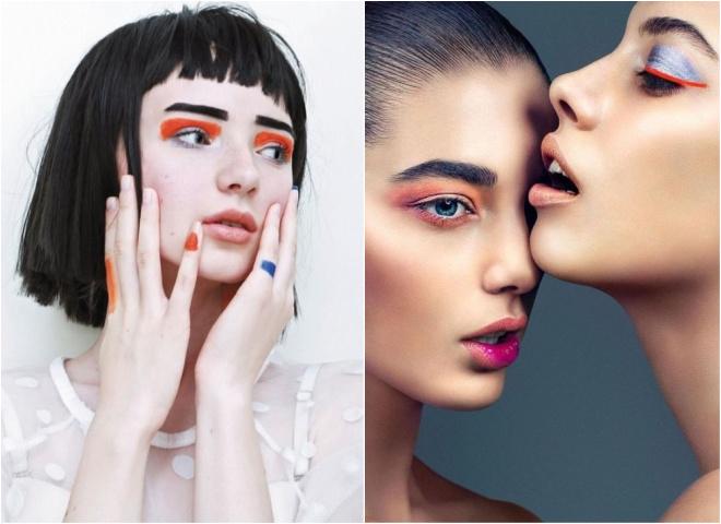 Модний макіяж 2020