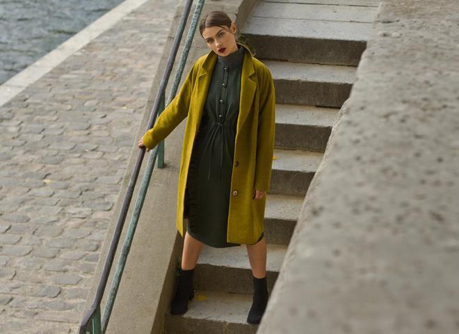 Модні пальто осінь 2016