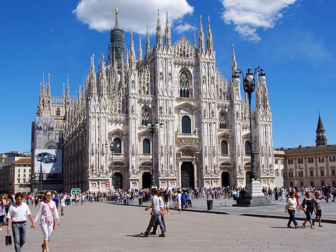Готические соборы: что увидеть и чем восхищаться - Миланский готический собор