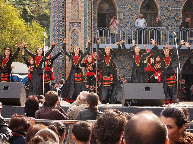 Фестивали Грузии: Тбилисоба