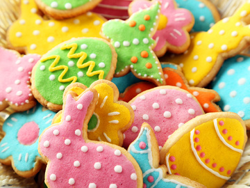 Сметанне печиво Великоднє