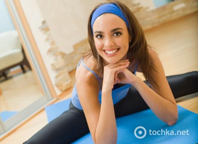 как заставить себя тренироваться, фитнес, избавься от второго подбородка