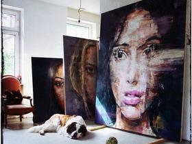 Молодые украинские художницы