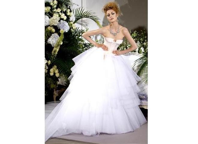 Свадебный переполох haute couture